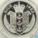 "Niue 10 dollars 1992 (PROOF) ""The Resolution"""