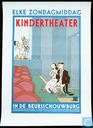 Kindertheater in de Beursschouwburg Brussel