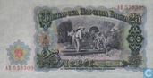 Billets de banque - Bulgarian National Bank - Leva Bulgarie 25