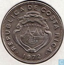 Costa Rica 1 colon 1972