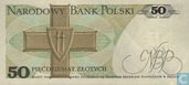 Banknotes - Poland - 1952-1989 People's Republic - Poland 50 Zlotych 1988