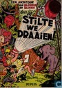 Strips - Blondie en Blinkie - Stilte we draaien!