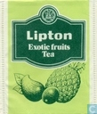 Exotic fruits Tea