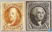 "Presidents with inscription ""POST OFFICE"""