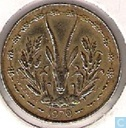 West African States 5 francs 1970