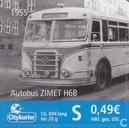 Citykurier, Buses and trams