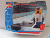 Lego 7919 Ice Hockey Player white