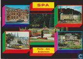 Spa - Perle des Ardennes