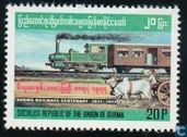 100 years railways