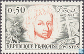 Timbres-poste - France [FRA] - Blaise Pascal