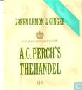Green Lemon & Ginger