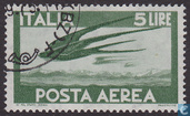 Postage Stamps - Italy [ITA] - Airmail