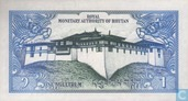 Banknotes - Royal Monetary Authority of Bhutan - Bhutan 1 Ngultrum