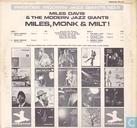 Disques vinyl et CD - Clarke, Kenny - Miles Davis and the Modern Jazz Giants Miles, Monk and Milt