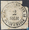 Tuscany - newspaper tax stamp