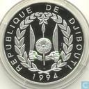 Djibouti 100 francs 1994 (PROOF)