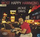Disques vinyl et CD - Davis, Jackie - Most Happy Hammond