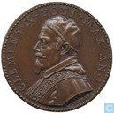 Vatican  Pope Clement X (Year 1) 1676