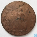 United Kingdom 1 farthing 1775