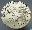 "Finnland 100 Markkaa 1998 ""250th Anniversary of the Soumenlinna Fortress"""