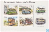 Postage Stamps - Ireland - Public transport