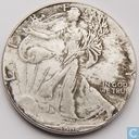 "Verenigde Staten 1906 Silver Eagle Dollar ""Liberty Walking"""