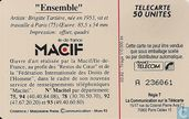 "Phone cards - France Telecom - MACIF - ""Ensemble"""