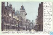 London, The Law Courts - Strand