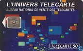 BNVT Nancy - L´univers Télécarte