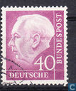 Postage Stamps - Germany, Federal Republic [DEU] - Theodor Heuss
