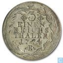 East Prussia 1/3 thaler 1774
