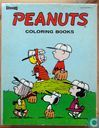 Peanuts Coloring books box