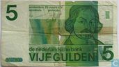 Netherlands 5 Gulden