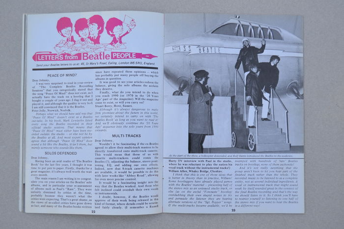the beatles book monthly pdf