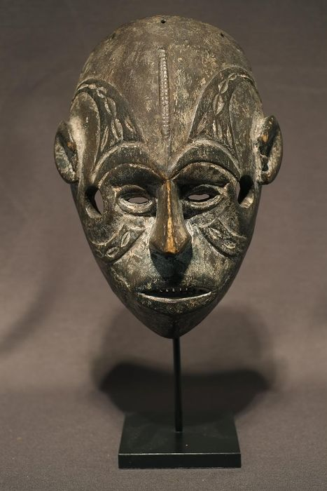 African mask - IGBO - South-East Nigeria