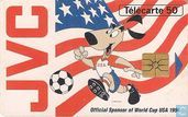 JVC - Coupe du monde USA 94