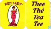 Tea bags and Tea labels - Red Lady® - Thee-Thé