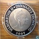 "Denmark 100 kroner 2007 (PROOF) ""International Polar Year"""