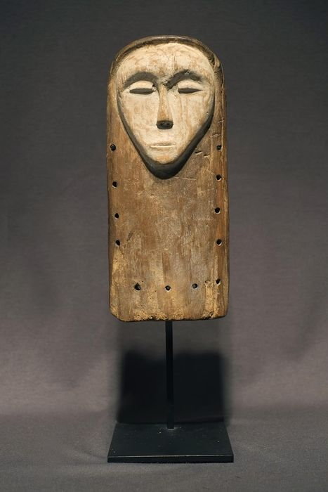 Shoulder mask of the Bouti society - FANG - Gabon