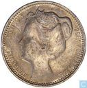 Coins - the Netherlands - Netherlands 25 cent 1905