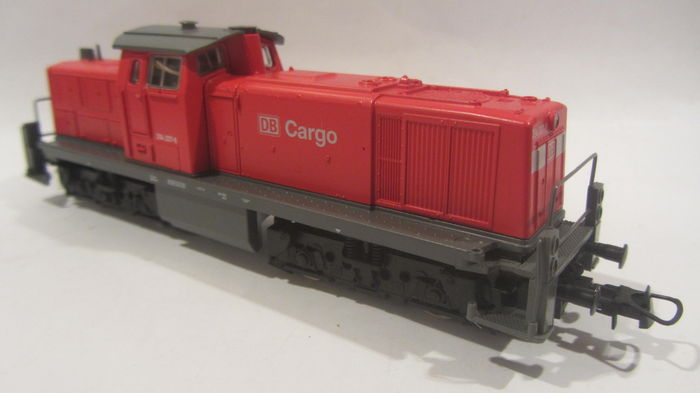 Roco H0 – From start set 51222 - Diesel locomotive BR 294 of the DB AG