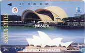 Jakarta Keong Emas IMAX Theater Sister Cities Sydney Opera House