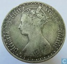 United Kingdom 1 florin 1879