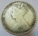 United Kingdom 1 florin 1859
