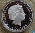 "Australien 5 Dollar 2000 (PP) ""Haven of Life"""