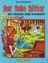 Comic Books - Red Knight, The [Vandersteen] - Mit Maske und Schwert