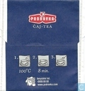 Tea bags and Tea labels - Podravka - Borovnica