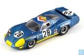 Alpine A 220, No.28 Le Mans 1969 de Cortanze - Vinatier