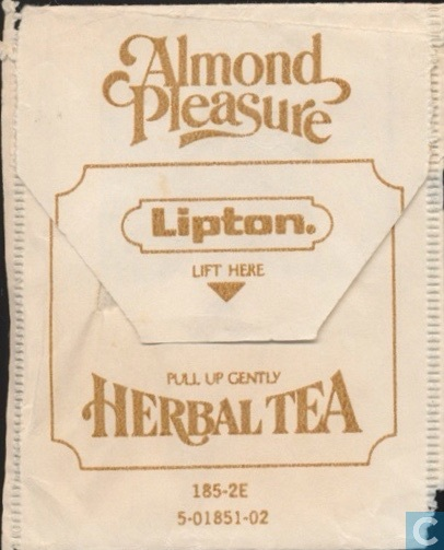 Almond pleasure tea galleries 787