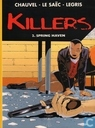 Bandes dessinées - Killers - Spring Haven